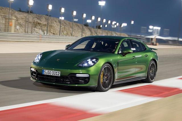 Porsche Panamera GTS 2018