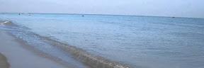 Tempat Wisata Pantai Caruban di Lasem Rembang