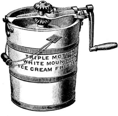 Sejarah Ice Cream  Saat musim panas, es krim kemudian dibuat secara tradisional dengan mengolah adonan didalam mangkuk besar yang ditaruh dalam sebuah tube yang diisi dengan campuran es yang telah dihancurkan dan garam, yang membuat adonan es krim itu membeku.Menurut cerita, es krim sudah mulai dikenal sejak jaman Romawi saat diperintah oleh Kaisar Nero. Ini terbukti dari catatan sejarah yang menceritakan detil sebuah pesta. Dimana pada salah satu hidangannya adalah es yang diambil dari penggunungan dengan dihiasi buah-buahan.Tapiyang paling awal mengenalkan es krim dengan bentuk seperti sekarang adalah Kaisar Tang dari Dinasti Shang, China. Kaisar Tang adalah raja yang memiliki citarasa tinggi terhadap makanan dan minuman. Masakan Cina dimasa itu betul-betul dibuat menjadi masakan kelas dunia. Para juru masak terbaik dari seluruh Cina dikumpulkan, mereka diberikan jenjang atau tingkat keahlian. Teknik memotong dan menggoreng jadi sebuah kebanggaan bagi para ahli juru masak Cina. Ketika disajikan es yang diambil dari salju yang turun, Kaisar tidak segera menyantap begitu saja es yang tersedia. Dia meminta agar es dicampur dengan susu sapi, tepung dan sedikit kapur barus. Adonan ini diaduk hingga membentuk krim. Mulailah dikenal di kalangan istana es krim yaitu es yang