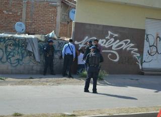 Ejecutado hoy en Leon Guanajuato
