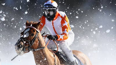 Betting on a white Christmas