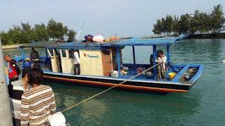 sewa perahu di jakarta
