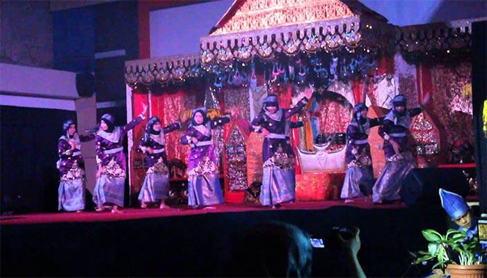 Tari Alang Babega, Tarian Tradisional Dari Sumatera Barat