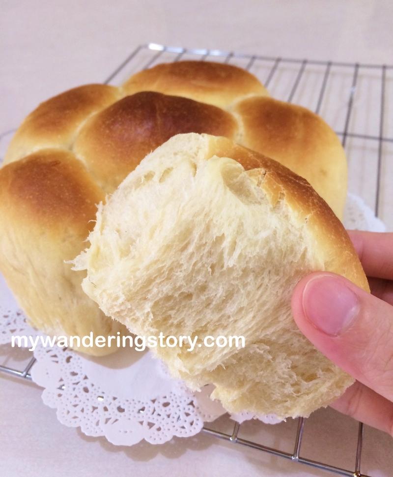 The Wanderer's Journal: Making Killer Soft Bread (Roti Sobek)