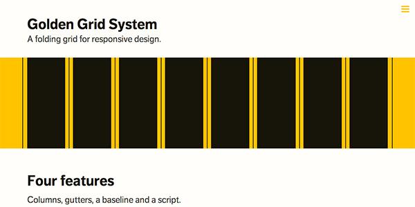 Goldengridsystem