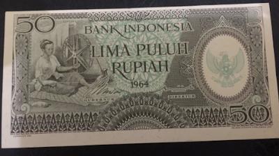 Gambar Uang Kuno Indonesia Koleksi Pribadi Bagian Satu