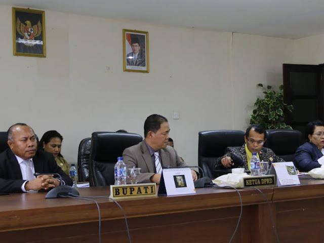 DPRD MTB Setujui 9 Rancangan Peraturan Daerah