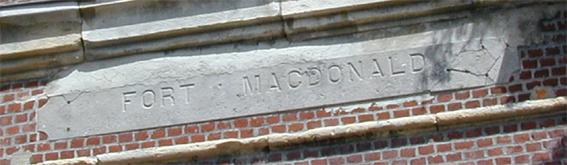 Fort de mons en bar ul nord france le fort macdonald - Declaration porte fort heritier ...