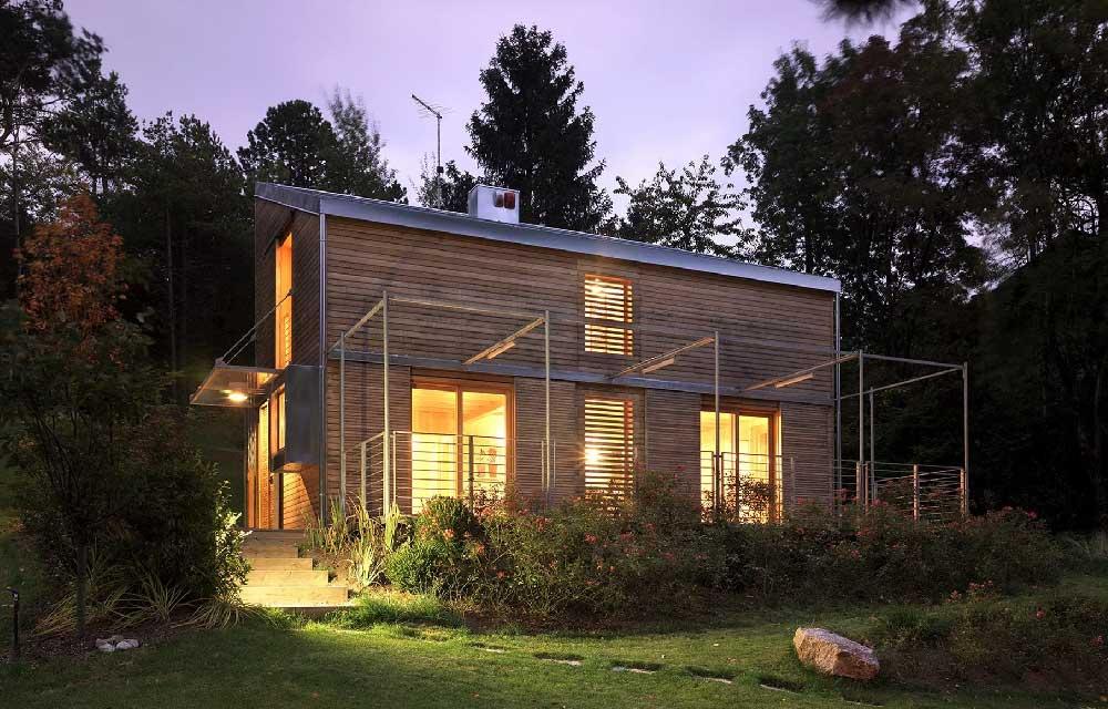 i vantaggi delle case prefabbricate in legno