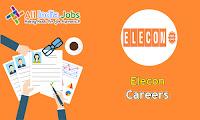 Elecon Recruitment