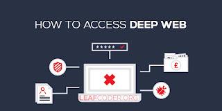 Cara Akses Deep Web Termudah dengan TOR Browser
