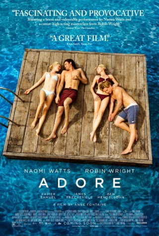 Adore [2013] [DVD FULL] [NTSC] [Latino]