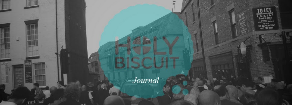 Holy Biscuit Journal