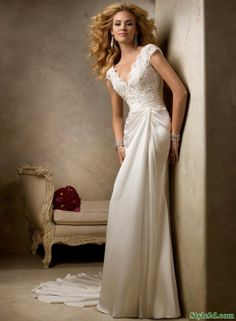 Merveilleux Wedding Dresses Mature Bride