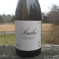 Anaba Sonoma Valley 2012 Turbine White