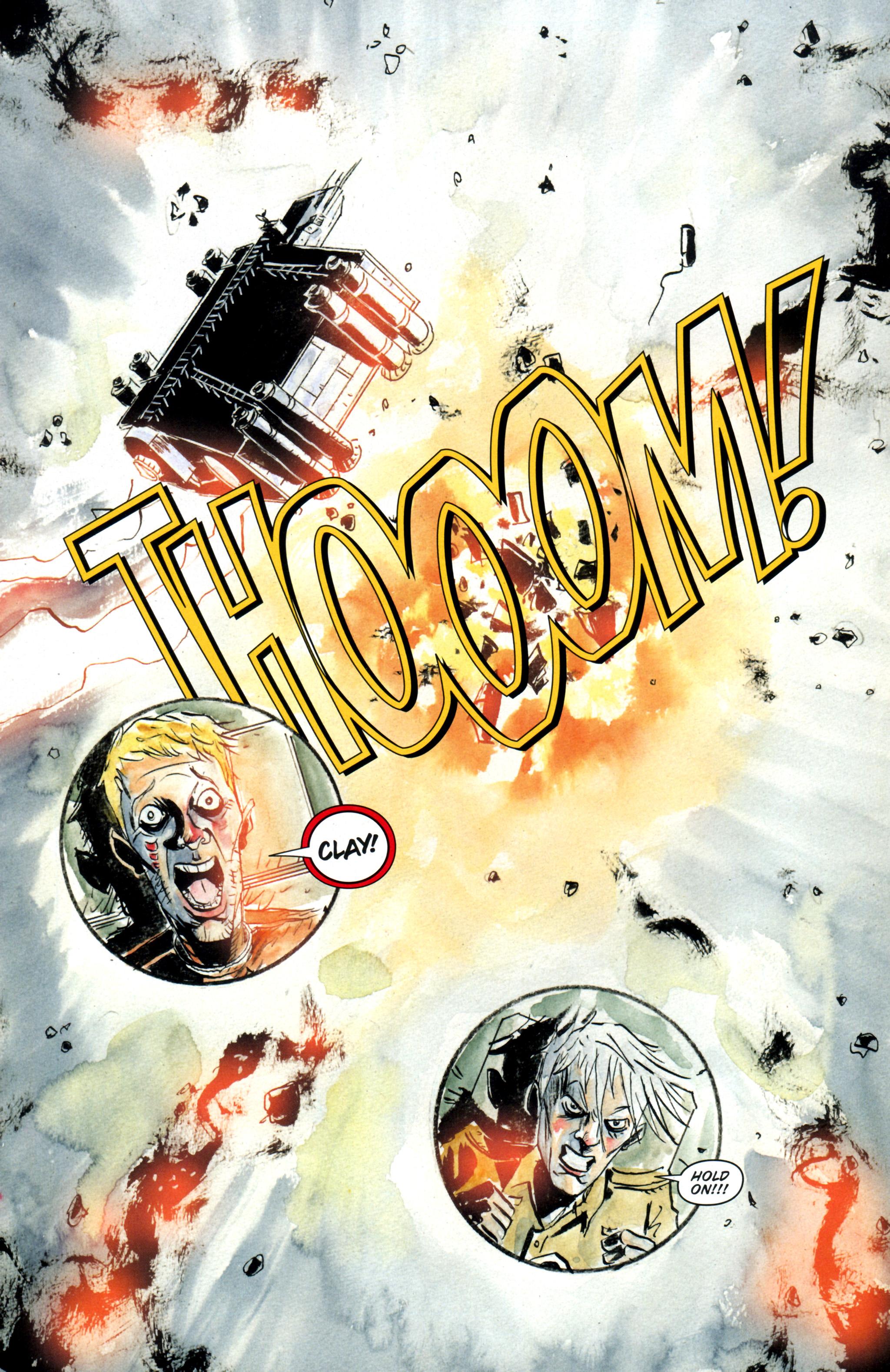 Read online Trillium comic -  Issue #8 - 12