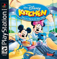 My Disney Kitchen - PS1 - ISOs Download