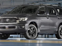 2019 Toyota Sequoia Release Date
