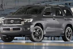 2019 Toyota Sequoia Release Date
