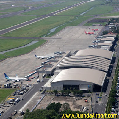 Tidak Ada Dana, Proyek Airport City Bandara Juanda Mangkrak