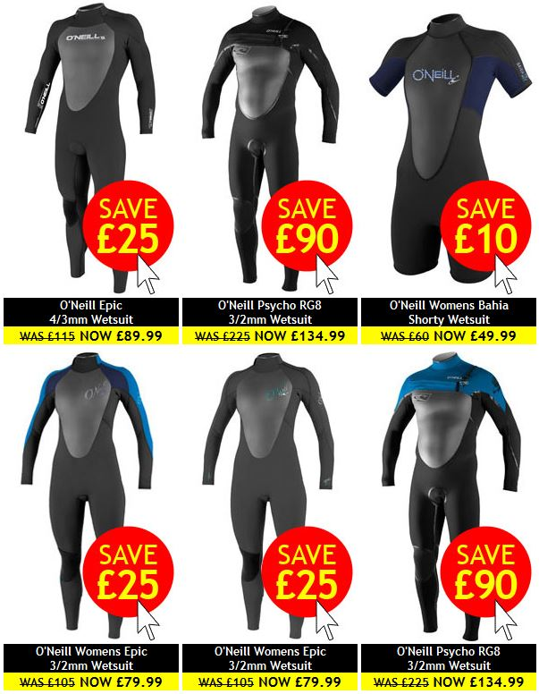 HOT DEAL  Cheap O Neill Wetsuits in our Warehouse Clearance ... 88755528e