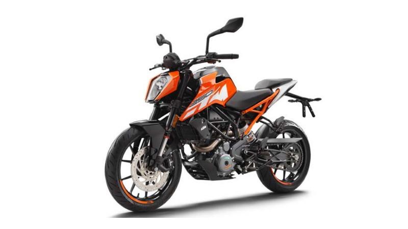 foto dan harga KTM Duke 250 terbaru