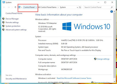 Cara Menpercepat kinerja Leptop Pada Windows 10