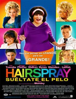 Hairspray (Suéltate el pelo) (2007) | DVDRip Latino HD Mega 1 Link