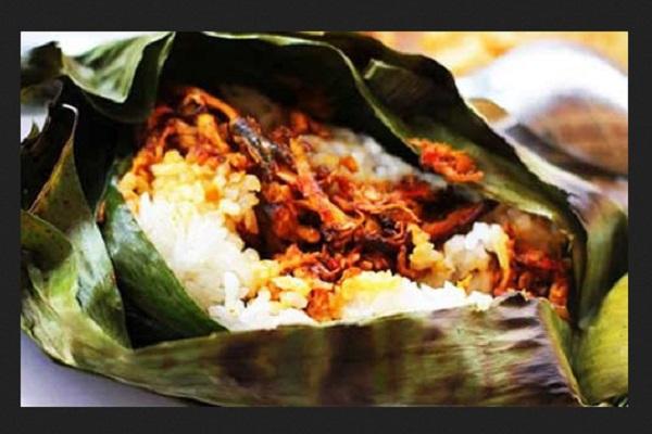 Resep Bikin Nasi Bakar Ayam Bumbu Kemangi