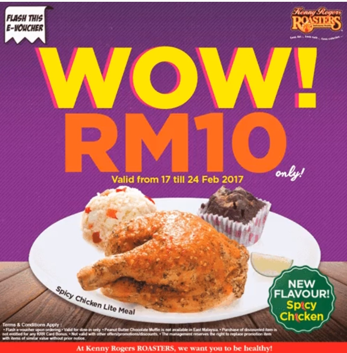 kenny rogers malaysia case study