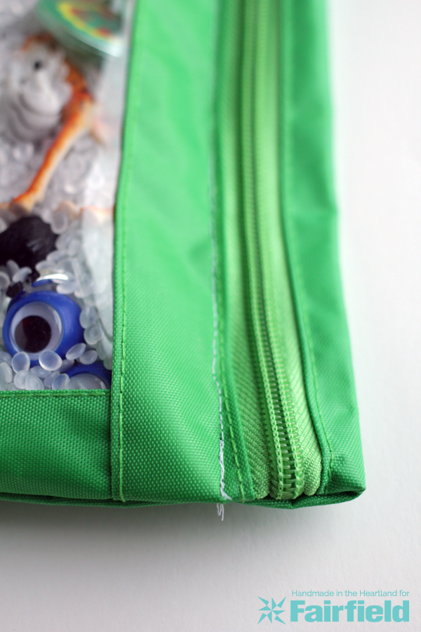 How to make an I Spy Bag Full Tutorial