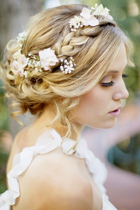 Beautiful Bridal Hairstyles For Blonde Hair Beauty And The Mist