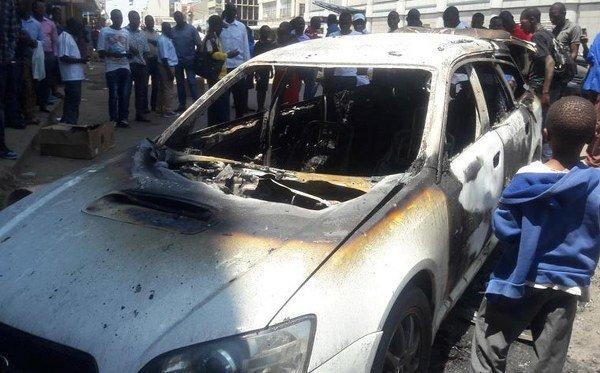 Motorist Shoots Man Dead In Harare CBD