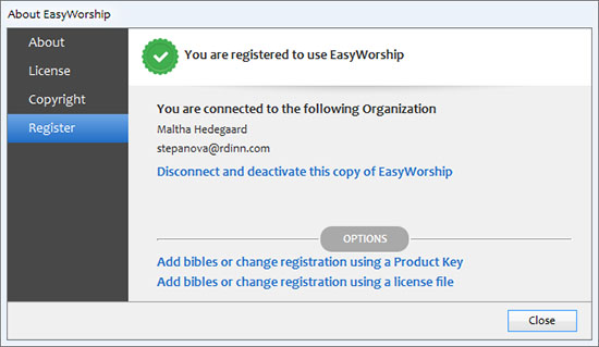 Easy Worship 6 Build 4.8 Full Download