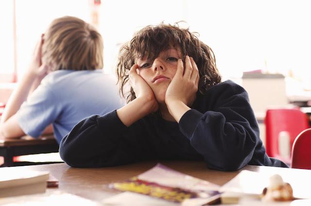 Bunda, Ini lho 4 Hal Pengebab Anak Malas Belajar