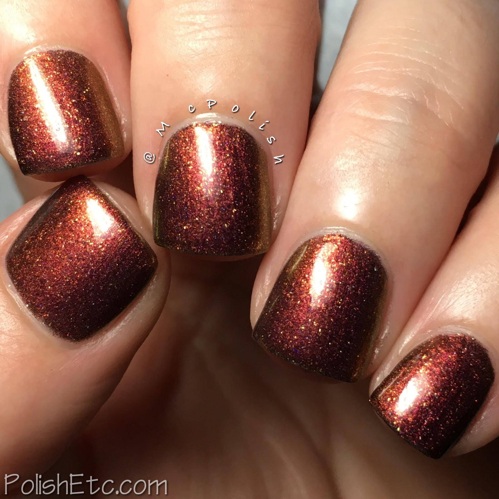 Ellagee - Throne Shippers Collection - McPolish - Daenorah