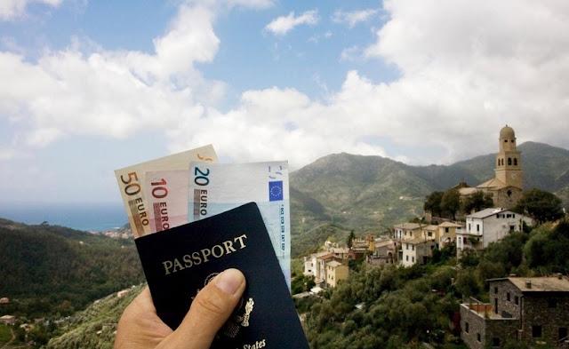 Onde comprar os euros e o cartão pré pago?