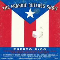 Frankie Cutlass - Puerto Rico (CD Single)