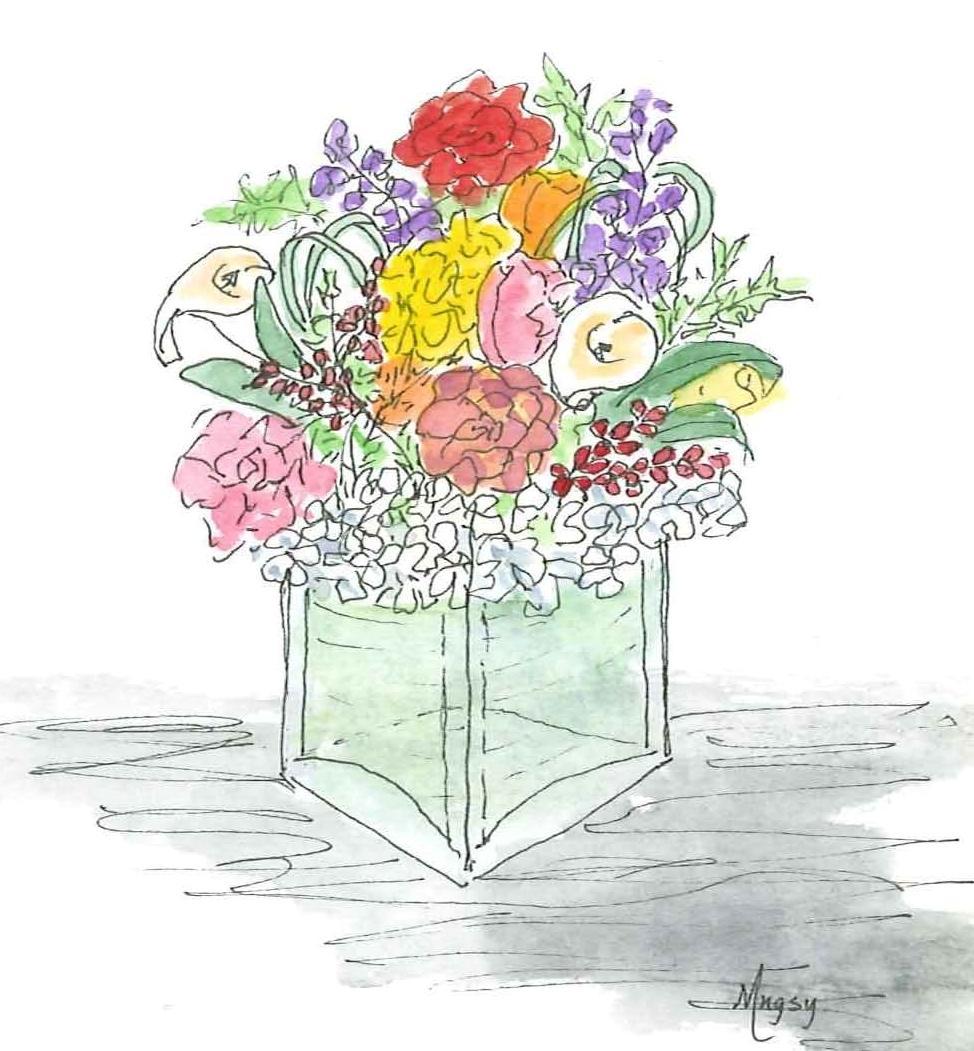 Fiori Per Composizioni Floreali.Matrimonio E Un Tocco Di Classe Come Tagliare I Costi Sulle