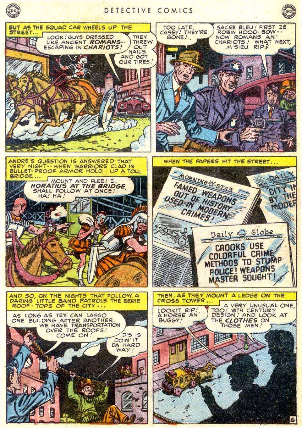 Detective Comics (1937) 143 Page 42