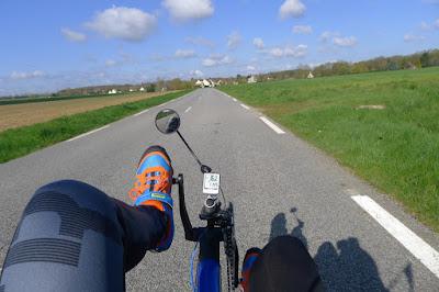 Première sortie avec des chaussures vélo à accrochages automatiques