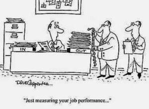 Performans Degerlendirmede Yapilan Hatalar