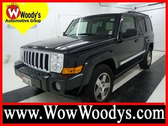 woody 39 s automotive group used 2010 jeep commander spt for sale in the kansas city area. Black Bedroom Furniture Sets. Home Design Ideas