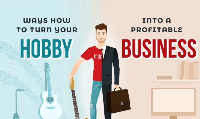 Ways How To Turn Your Hobby Into Business