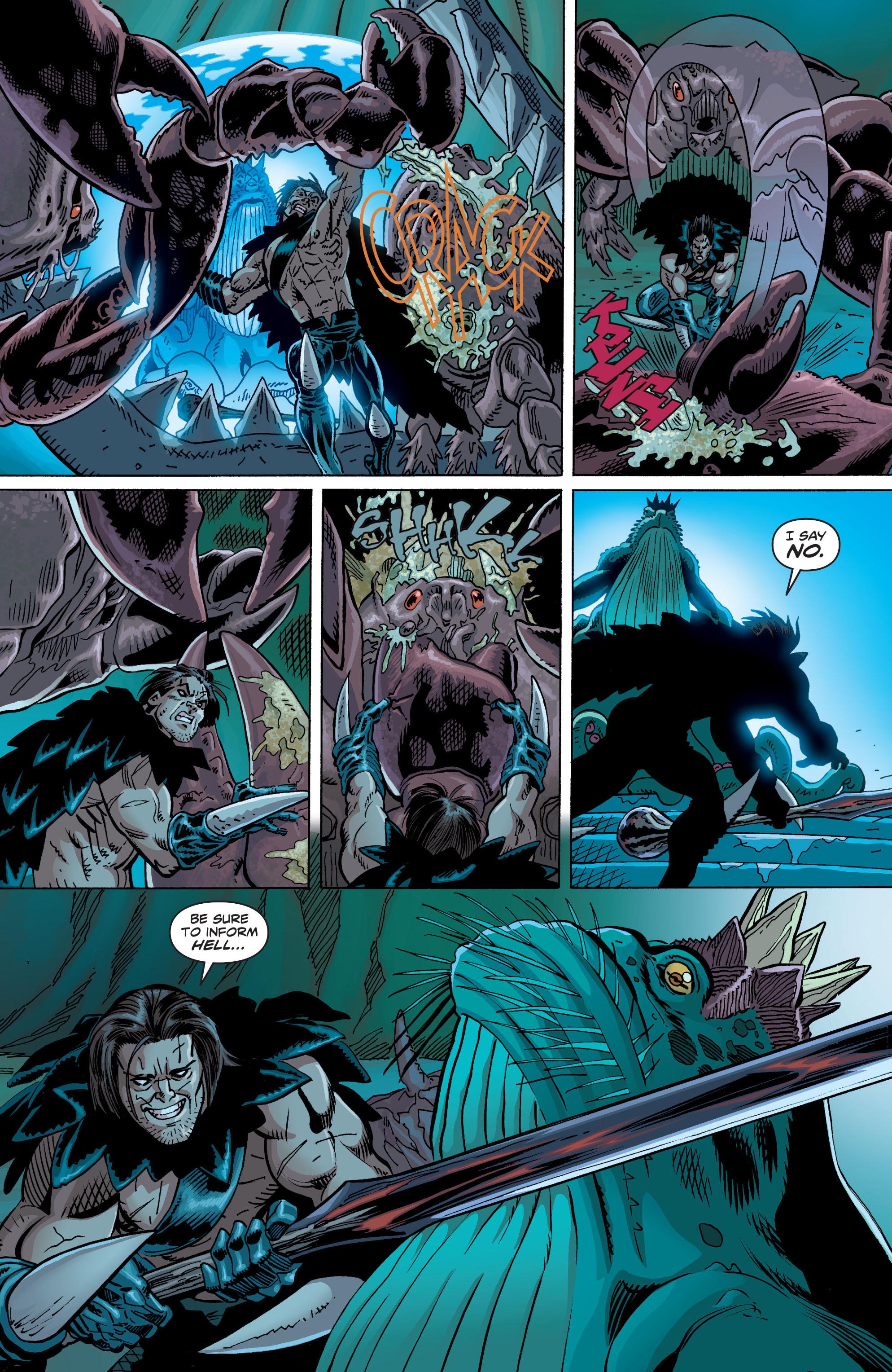 Read online Wonder Woman (2011) comic -  Issue #19 - 12