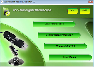 software mikroskop digital