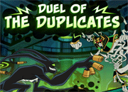 Ben 10 Duel Of The Duplicates
