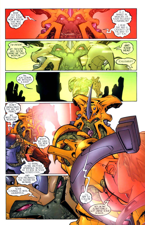Read online Sigil (2000) comic -  Issue #3 - 6