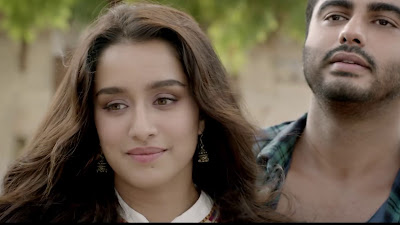 Shraddha Kapoor Stylish Hair HD Photo In Half Girlfriend