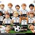 Jogadores da seleção alemã viram bonequinhos de LEGO. Vai comprar?